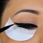 Eye shadow sticers